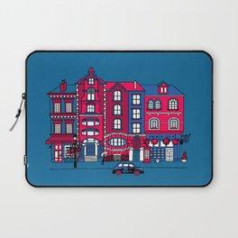 London Facade Laptop Sleeve