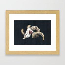 Blood Pact Framed Art Print