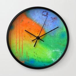 Chalkstock Drawing Wall Clock