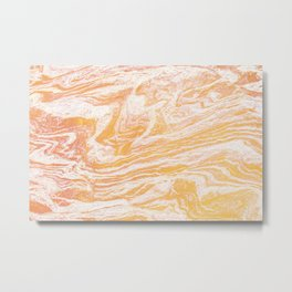 Golden Vibes #society6 #decor #buyart Metal Print