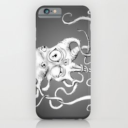 Tentacle Creature iPhone Case