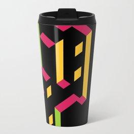 Bloc de bâtiment / Góc phố / Building block Travel Mug