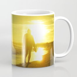 Sunset Stroll Coffee Mug