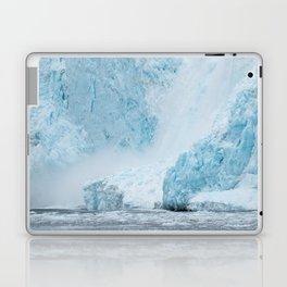 Icy Thunder Laptop & iPad Skin