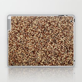 Mixed quinoa Laptop & iPad Skin