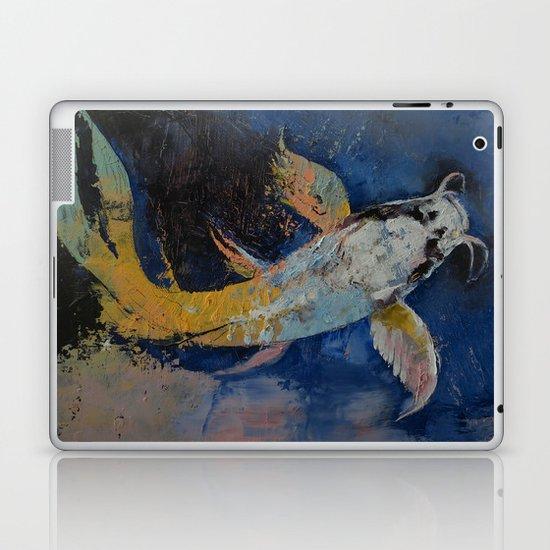 Dragon Koi Laptop & iPad Skin