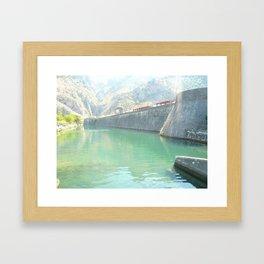 Dubrovnik Croatia DubrovnikNow.com Framed Art Print