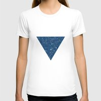 night sky T-shirts featuring Night Sky by Chloe Cristina