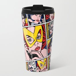 Girl Power 4 Travel Mug
