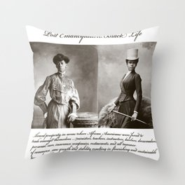 Pre Integration Success Throw Pillow