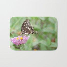 Miss Butterfly Bath Mat