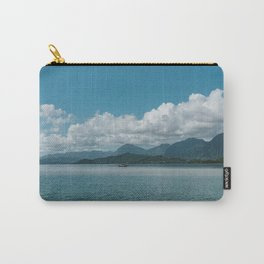 Hawaiian View Carry-All Pouch