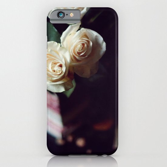 i'd rather have roses iPhone & iPod Case