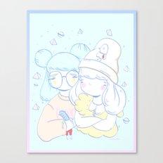 Twinkle Twinkle Hoy Canvas Print