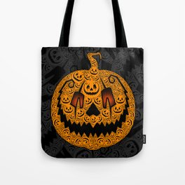Jack of 1,000 Faces Tote Bag