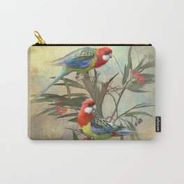 Eastern Rosella  Carry-All Pouch