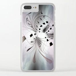 abstract dream -6- Clear iPhone Case