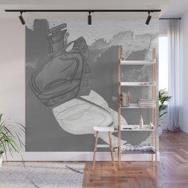 Drink me Wall Mural