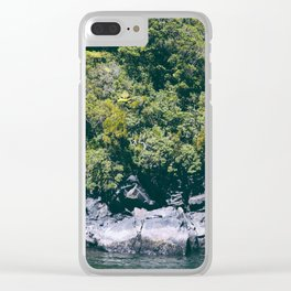 Thirds Clear iPhone Case