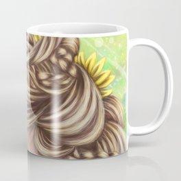 Rapunzel Portrait Coffee Mug