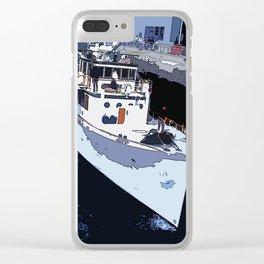 Ballard Locks Clear iPhone Case