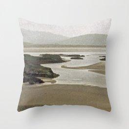 Shannon River Throw Pillow
