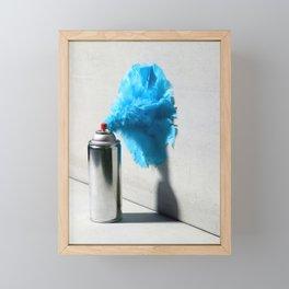 Spray Fresh Framed Mini Art Print