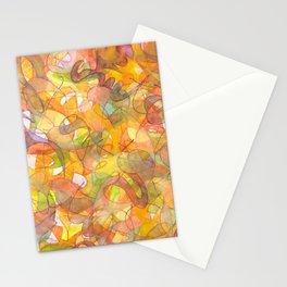 Manipura Mandala (Solar Plexus, 3rd Chakra) Stationery Cards