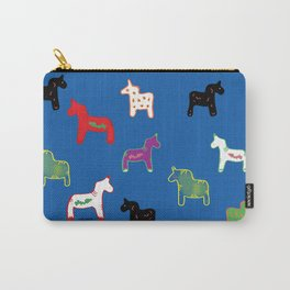 Unicorns and ponies Carry-All Pouch