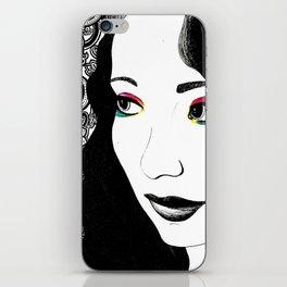 Pavlov's Daughter iPhone Skin