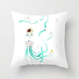 sealover Throw Pillow