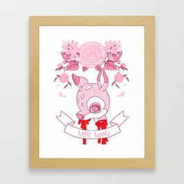 Little Bambi Framed Art Print