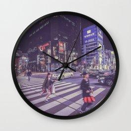 WILD JAPAN 06 Wall Clock