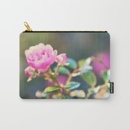 SUNSHINE ON PINK Carry-All Pouch