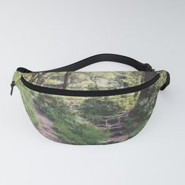 Forest Pat Fanny Pack