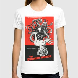 The Dunwich Horror, vintage horror movie poster T-shirt