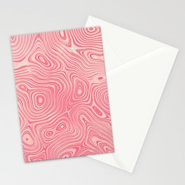 Strawberries and Cream Stationery Cards