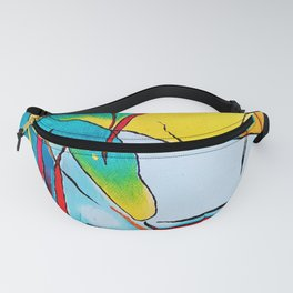 Abstract - Micro Art Fanny Pack