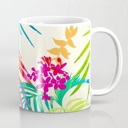 Bright Tropical Coffee Mug