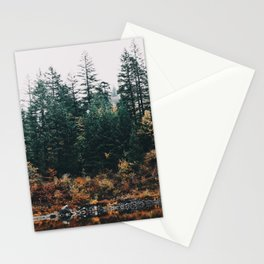 Gillette Lake III Stationery Cards