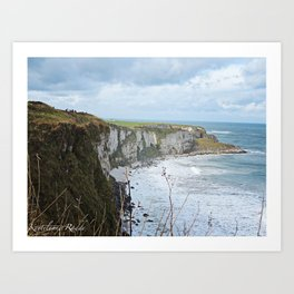 In the North Art Print