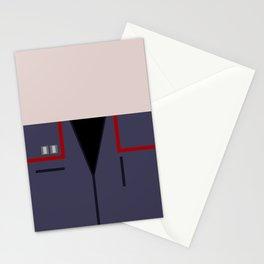 Malcolm Reed - Minimalist Star Trek: Enterprise ENT - Trektangle - Trektangles - NX-01 Stationery Cards
