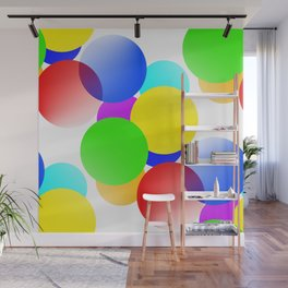 Gen X 2020 Dots Collection Wall Mural