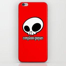 complesso gasparo iPhone Skin