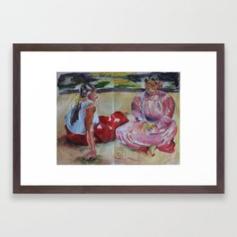 Generation  Framed Art Print
