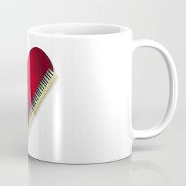 Love Playing Piano Coffee Mug