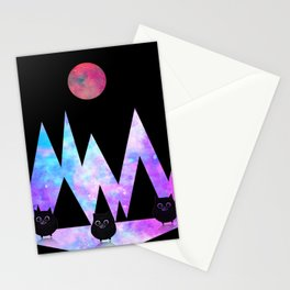 owl 260 Stationery Cards