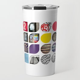 Cold Comfort Collage — The Streets Travel Mug