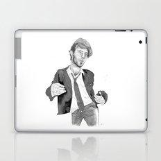 Tom Waits: The Early Years Laptop & iPad Skin