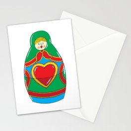 Matroska Stationery Cards